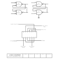 Logic Diagram - Auto Reversing Circuit
