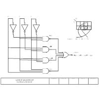 Logic Diagram - Karnaugh Map