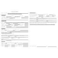 Medical Examination Forms