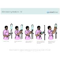 Administering Medicine IV