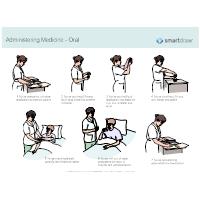 Administering Medicine Oral