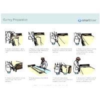 Gurney Preparation