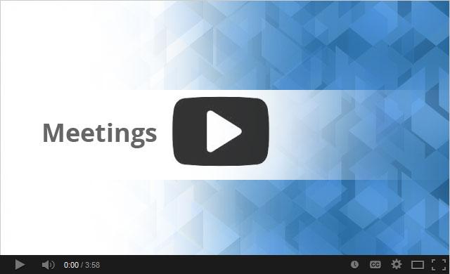 SmartDraw Meetings Video