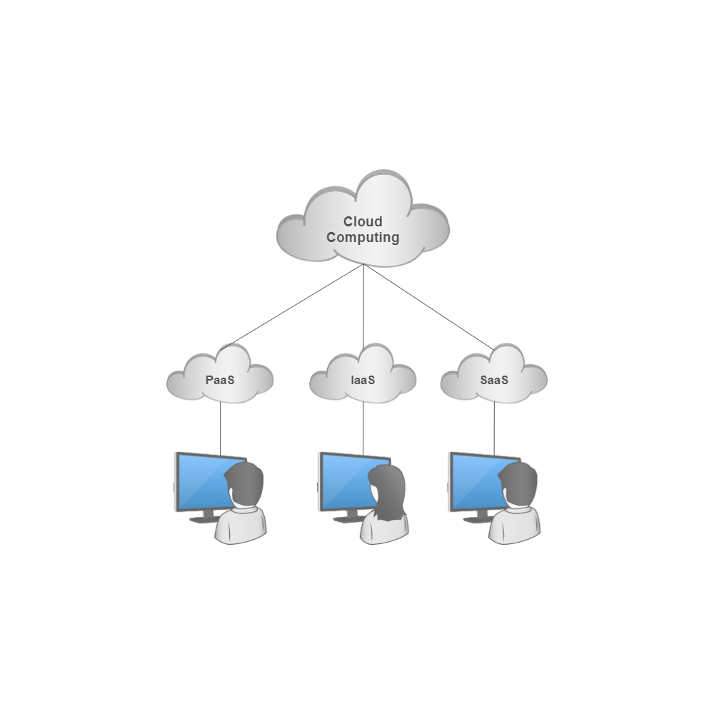 Networking Cloud Computing: Cloud Computing Service Models
