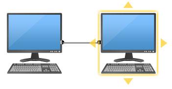 Connecting symbols