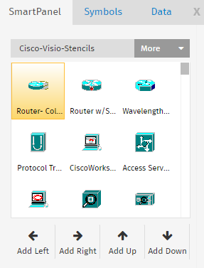 Imported Visio Stencil Library
