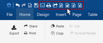 Office integration