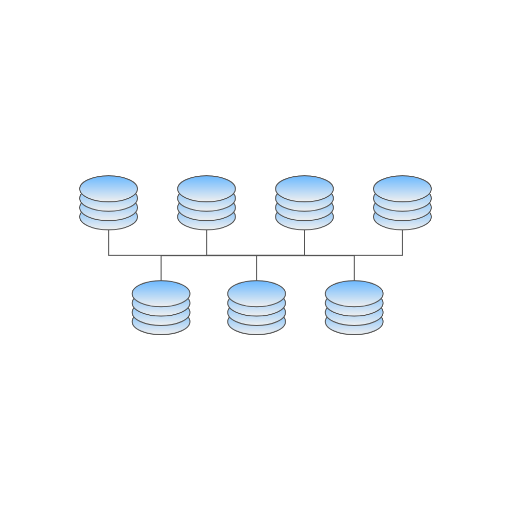 Example Image: LAN Center Network Topology