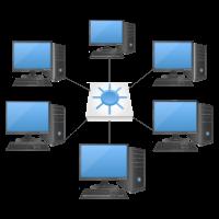 Star Network Topology