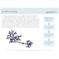Lou Gehrig's disease