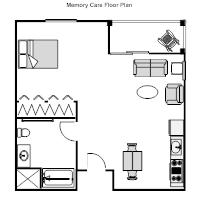 Nursing Home Floor Plan Examples