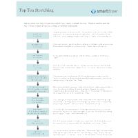 Top Ten Stretching