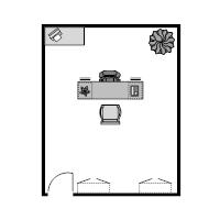 Office Floor Plan 12x15