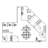 office floor plans. Cubicle Floor Plan Office Plans O