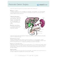 Pancreatic Cancer - Surgery