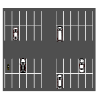 parking lot layout template Parking Examples