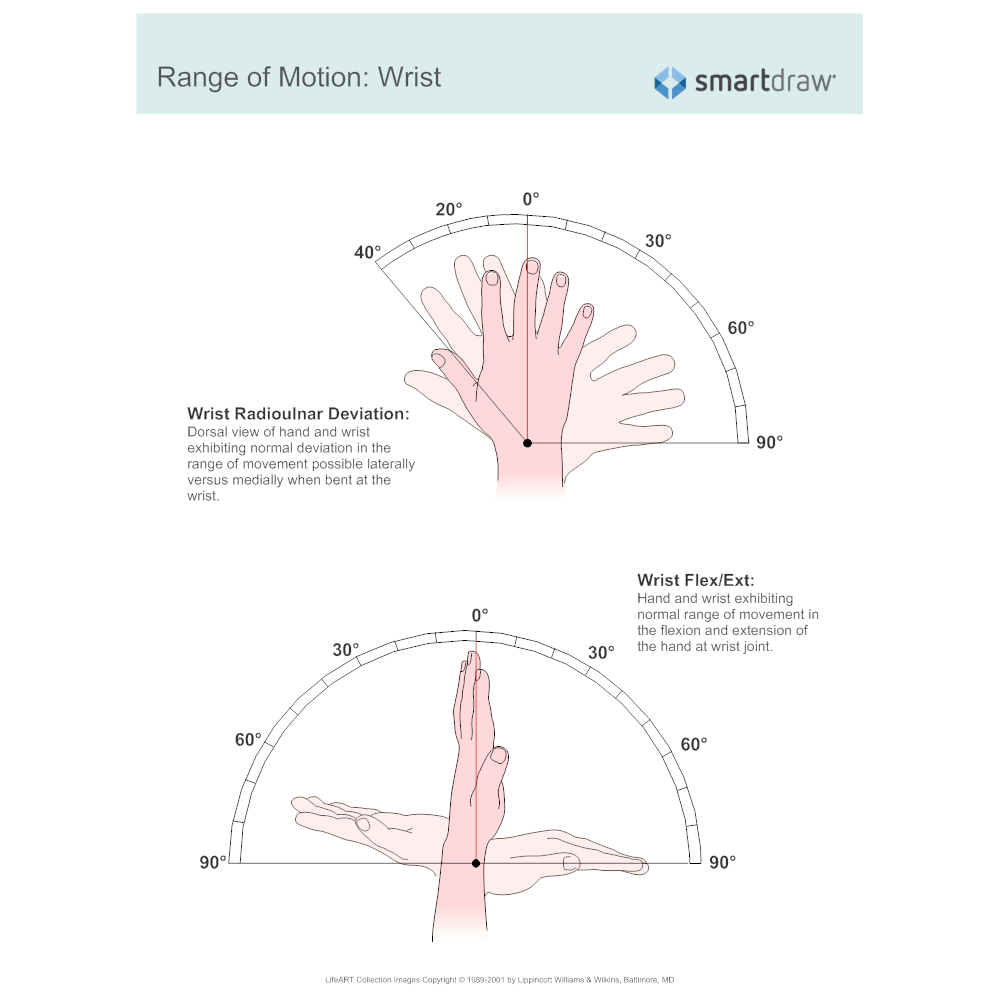 Example Image: Range of Motion - Wrist