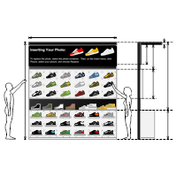 Shoe Store Planogram