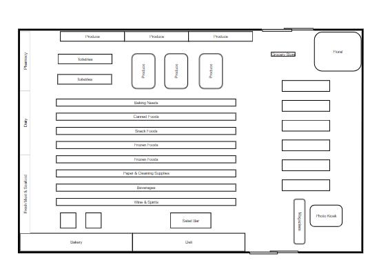 Store layout maker free online app download - Online floor plan designer ...