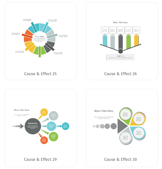 Build presentations from templates