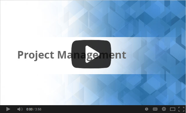 SmartDraw Project Management Video