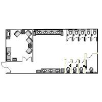 Public Restroom - 3