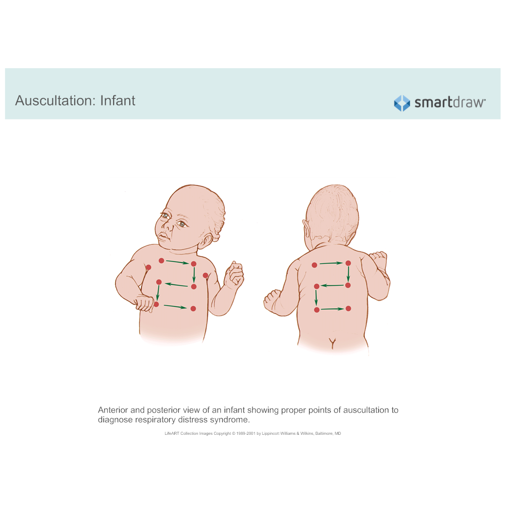 Example Image: Auscultation - Infant
