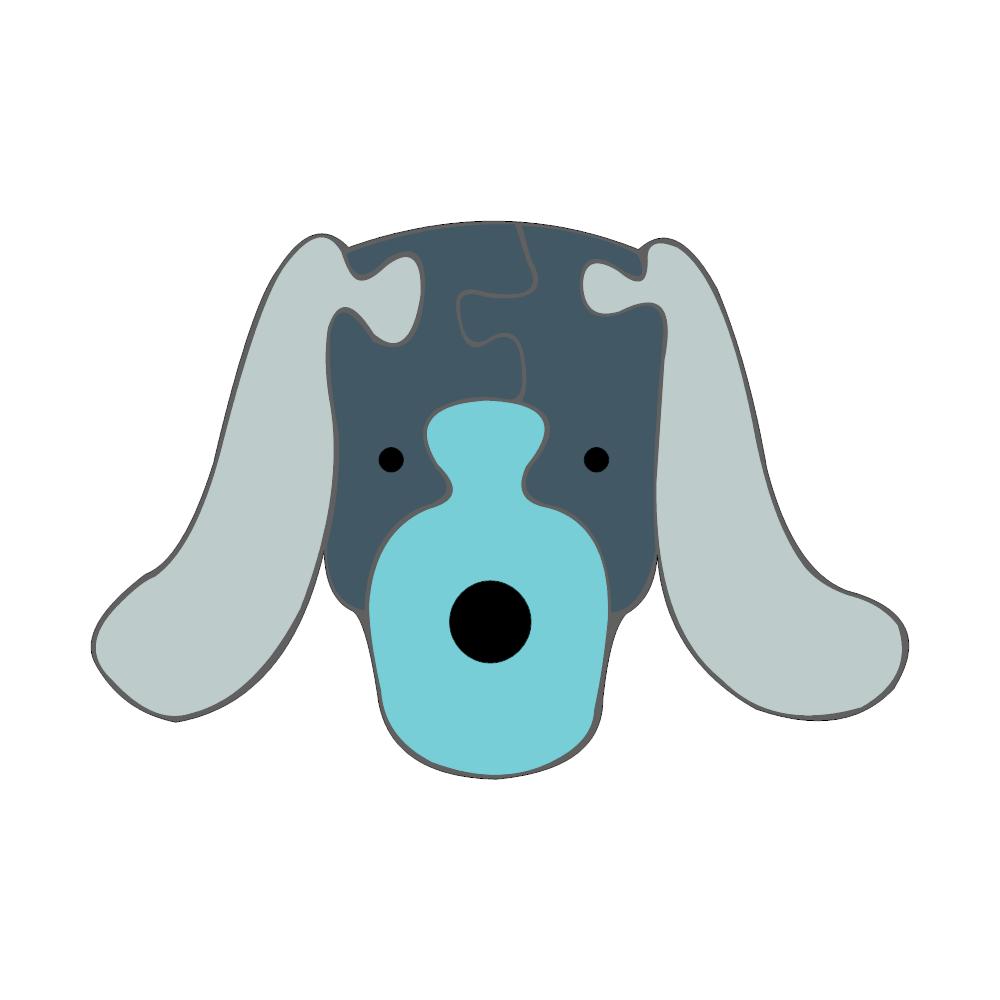 Example Image: Dog Puzzle