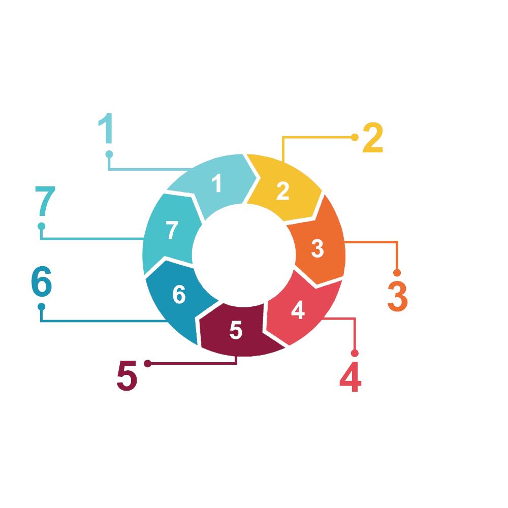 Example Image: Puzzles 10 (7 Arrows Circle)