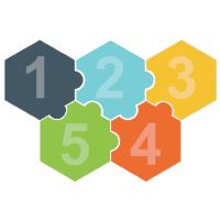 Puzzles 14 (Hexagon)