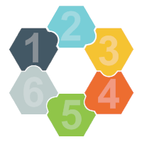 Puzzles 15 (Hexagon)