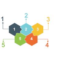 Puzzles 17 (Hexagon)