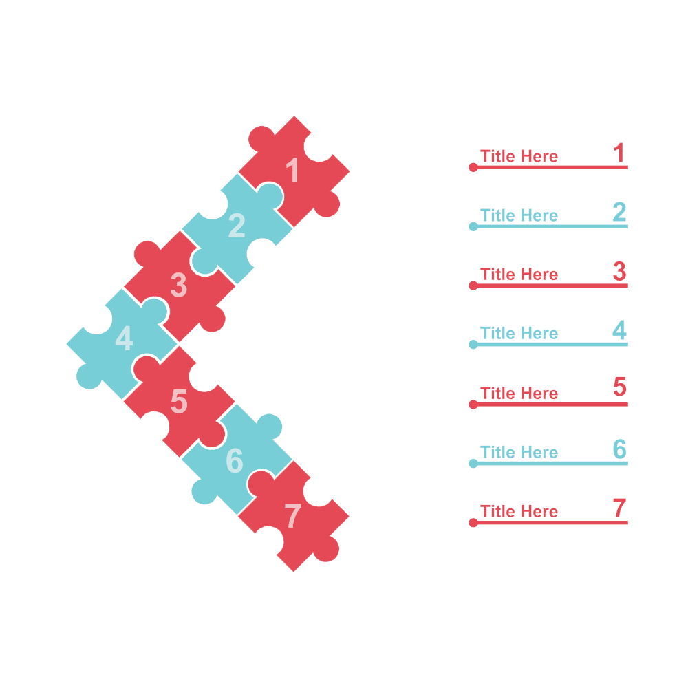 Example Image: Puzzles 50 (7 Pieces)