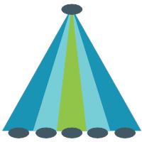 Pyramid Strip