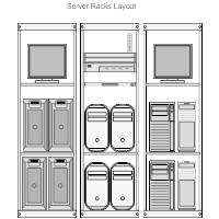 Server Rack Layout
