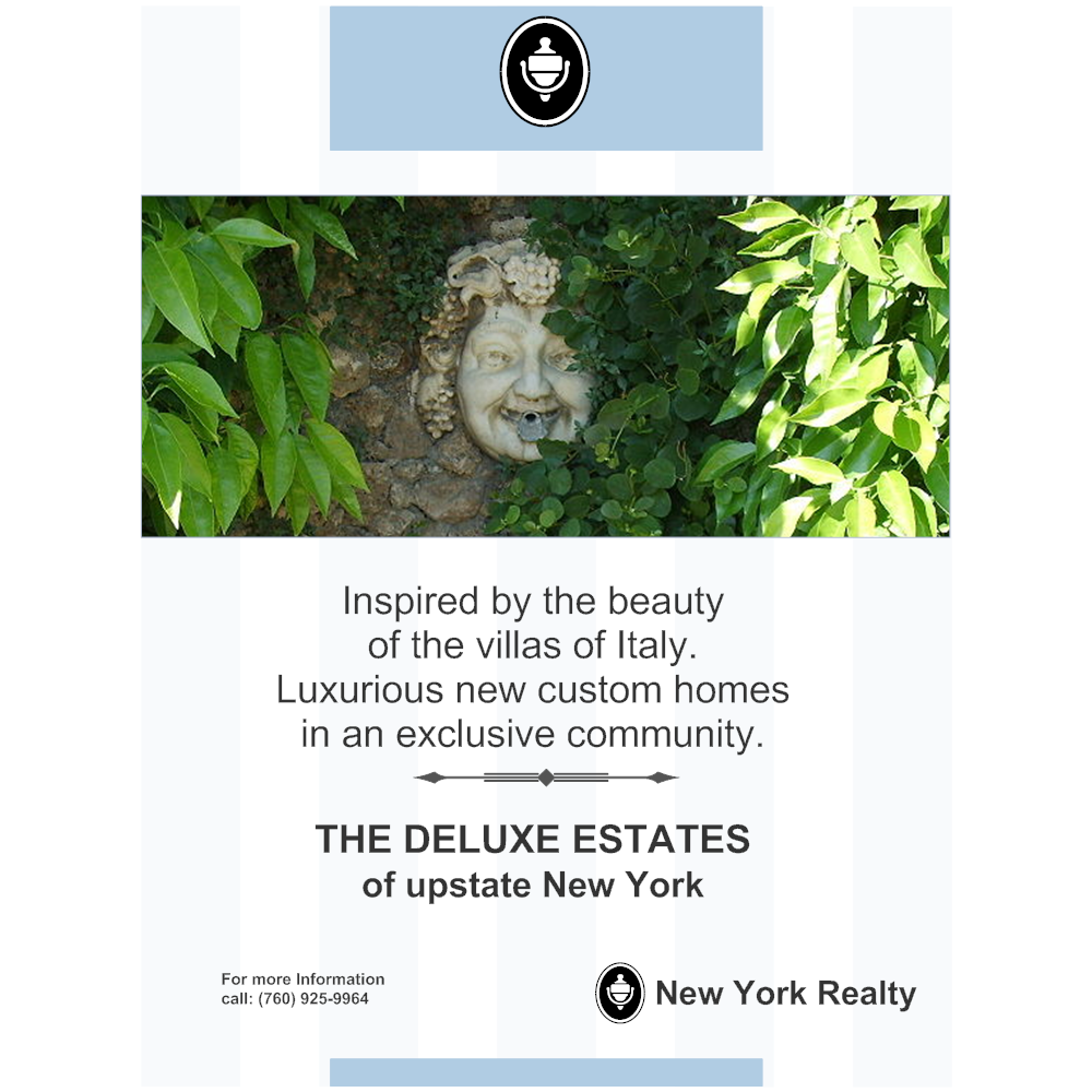 Example Image: Community - Real Estate Flyer