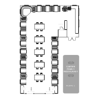 Restaurant floor plan examples restaurant floor plan malvernweather Gallery