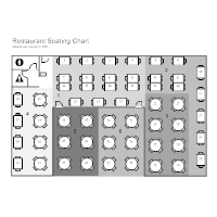 Restaurant Seating Chart