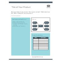 Product Sheet 02