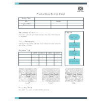 Product Specification Sheet 01