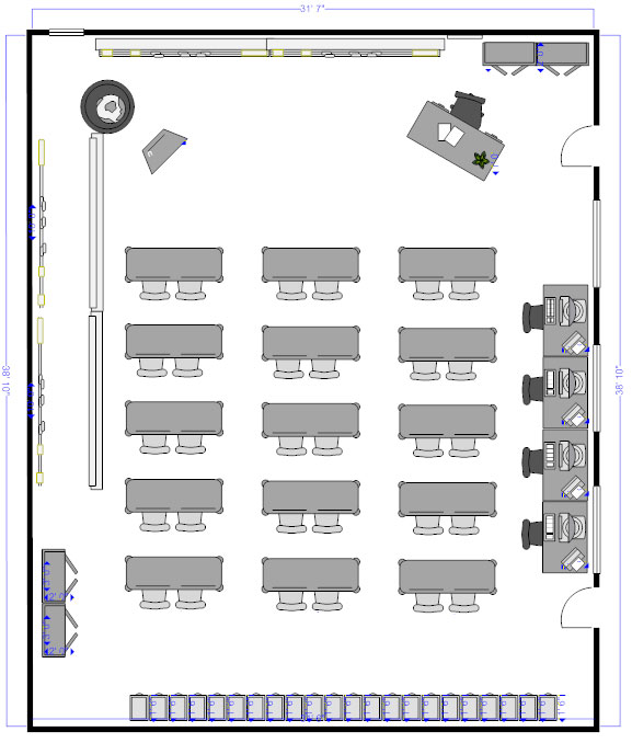 Doc612474 Classroom Seating Chart Template Free Free – Classroom Seating Chart Templates