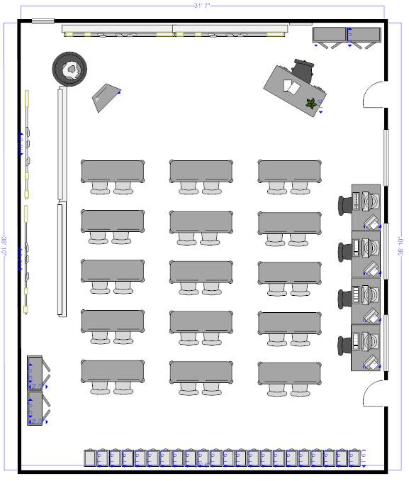 Seating Chart - Make a Seating Chart, Seating Chart Templates