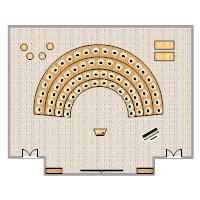 Band Room Seating Chart