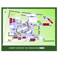 Campus WiFi Map