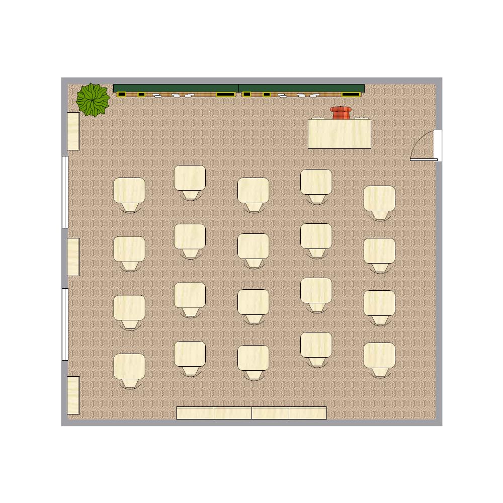 Example Image: Classroom Plan