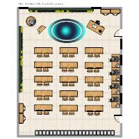 Grade School Classroom Layout