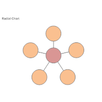 Radial Infographic