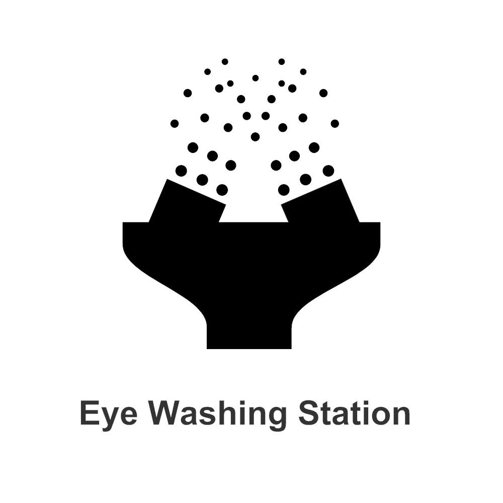 Example Image: Eyewash Station