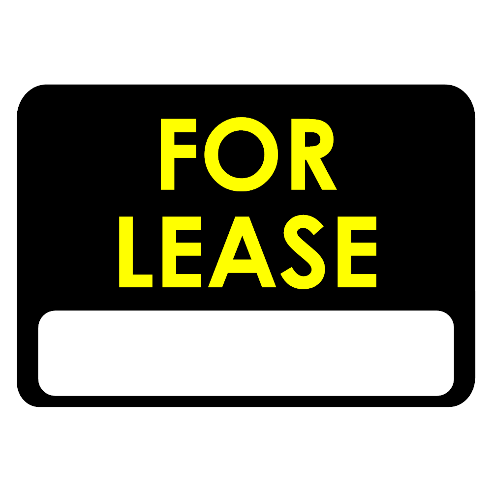 Example Image: For Lease Sign