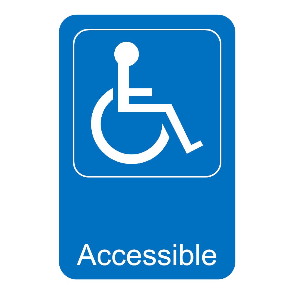 Example Image: Handicap Accessible